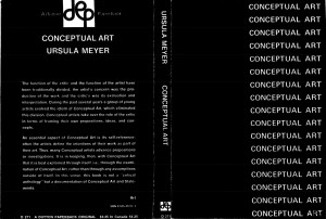 conceptual art meyer book cover